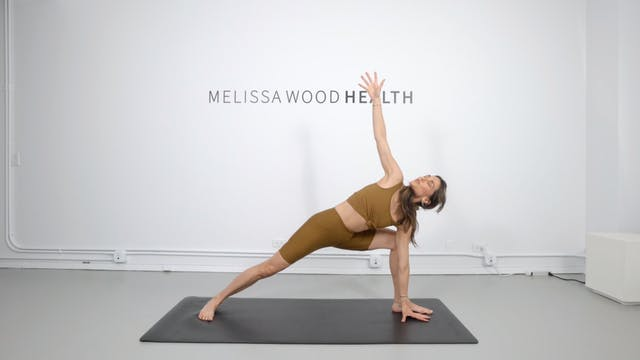 18 Min Yoga Focused Stretching Flow
