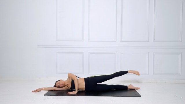 22 Min Power Pilates