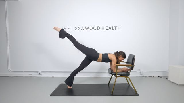 24 Min Chair/Bench Series Using Your ...