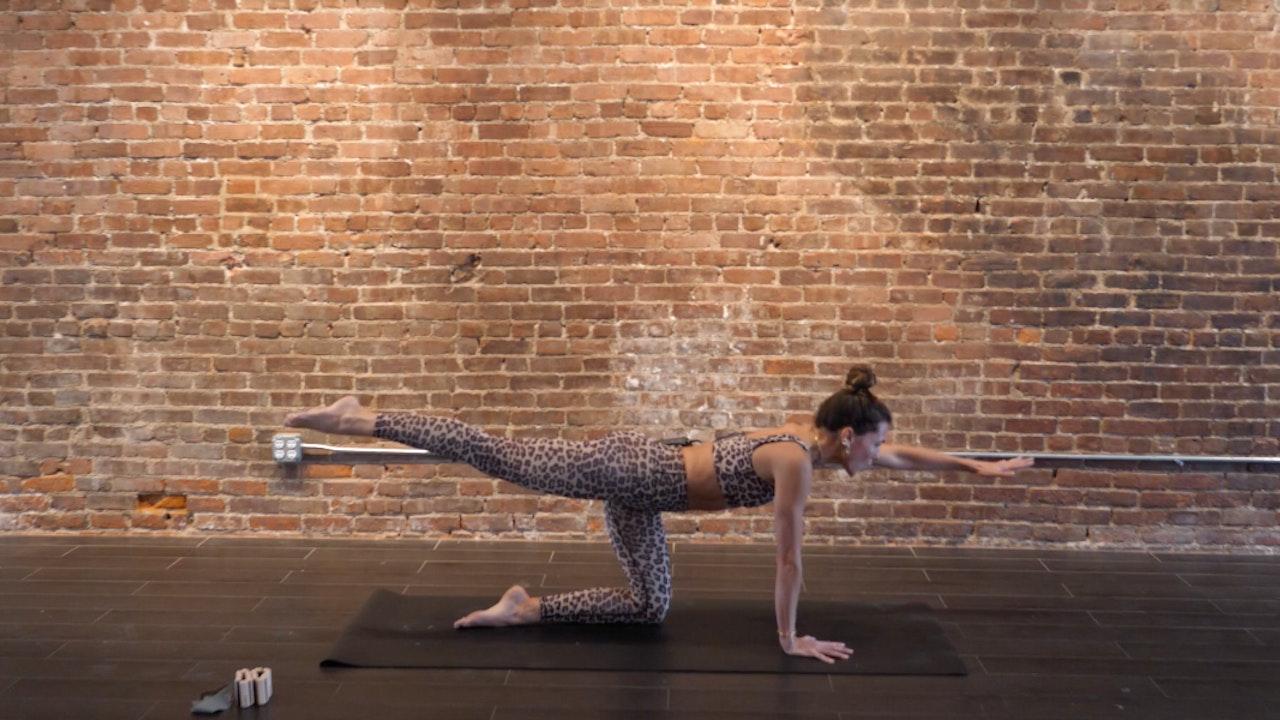 PLAYLIST 2: Full Body + Meditation