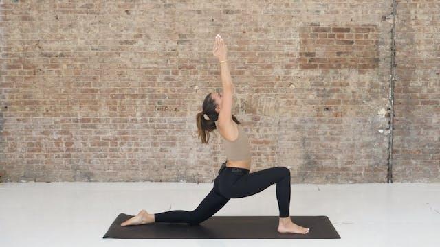 PLAYLIST 4: Full Body + Meditation