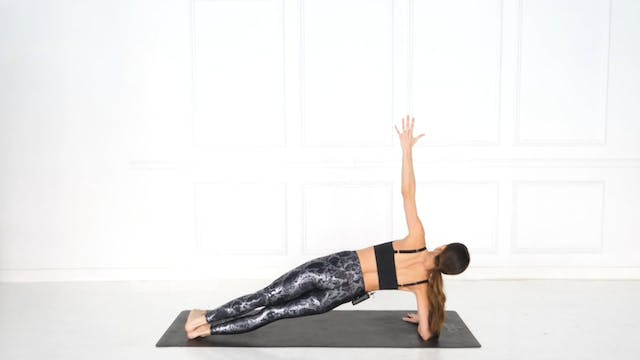 18 Min Power Abs Using Your Own Body ...