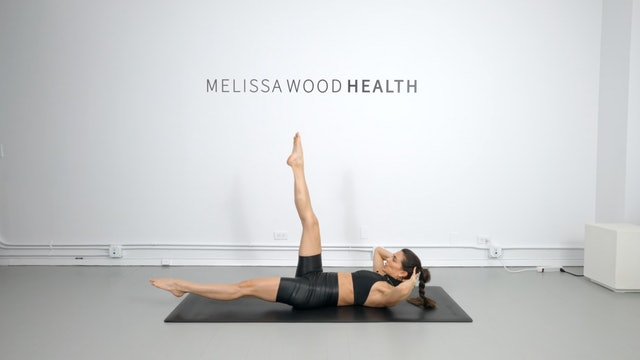 27 Min Full Body Power Pilates Using Your Own Body Weight