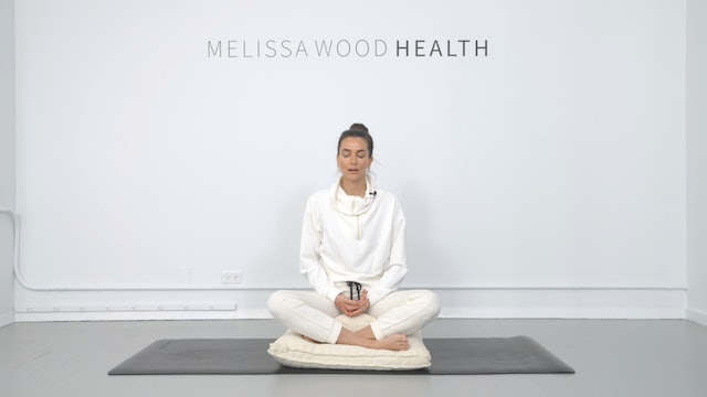 5 Min Meditation To Ground Before You Go