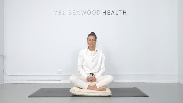 5 Min Meditation To Ground Before You...