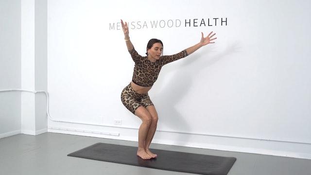 24 Min Dance Warm Up + Full Body Flow
