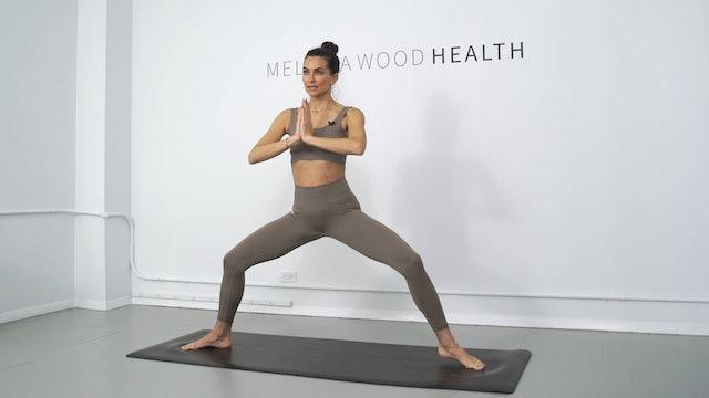 41 Min Pilates Focused Flow