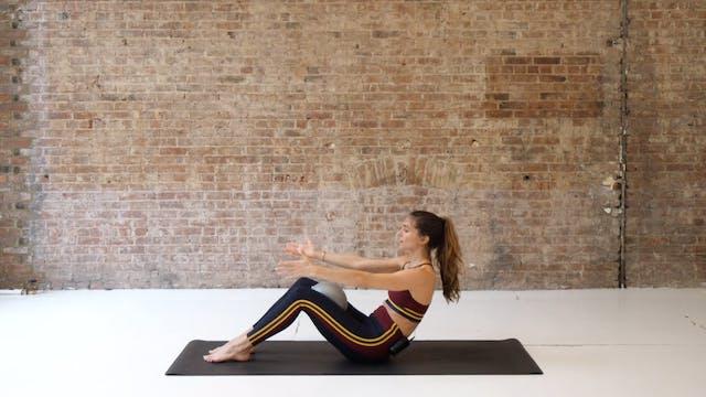 PLAYLIST 3: Full Body + Meditation