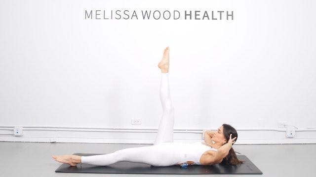 30 Min Pilates W/ A Side of Yoga