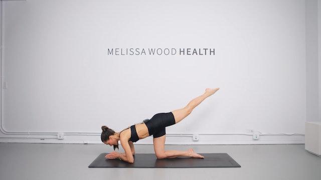 31 Min Back to Basic Pilates