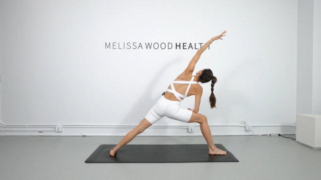 30 Min Full Body Yoga Pilates Flow Using Your Own Body Weight