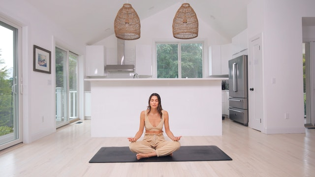 10 Min Meditation To Connect Within