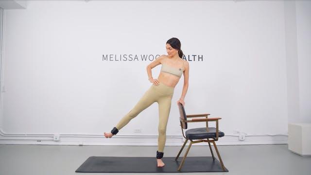 17 Min Chair Series W/ 1lb Weights