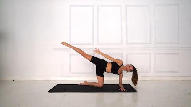 21 Min Full Body Power Pilates Using ...