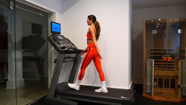 28 Min Treadmill Series