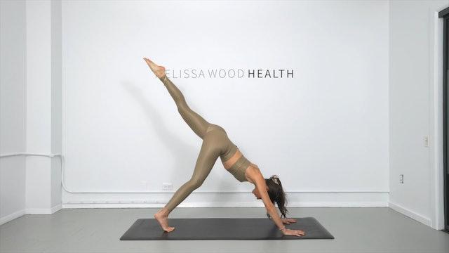 22 Min Power Yoga