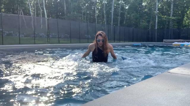19 Min Full Body Water Aerobics