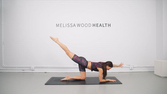 LIVE- 25 Min Full Body Flow Using Your Own Body Weight