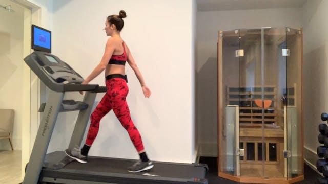 34 Min Treadmill