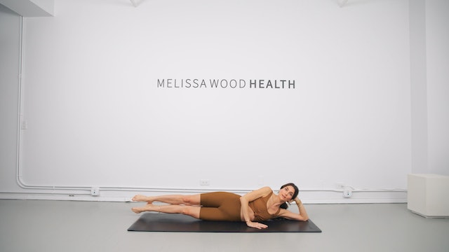 12 Min Full Body Flow Using Your Own Body Weight