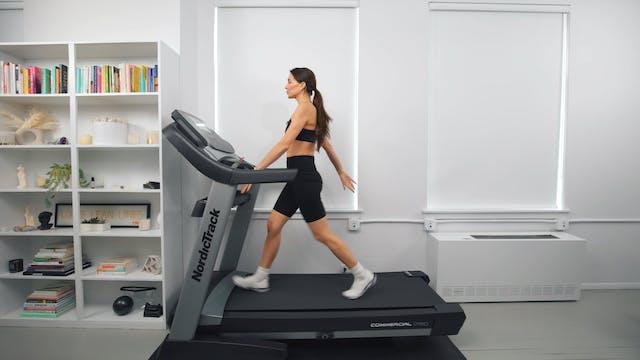 30 Min Treadmill Incline Series