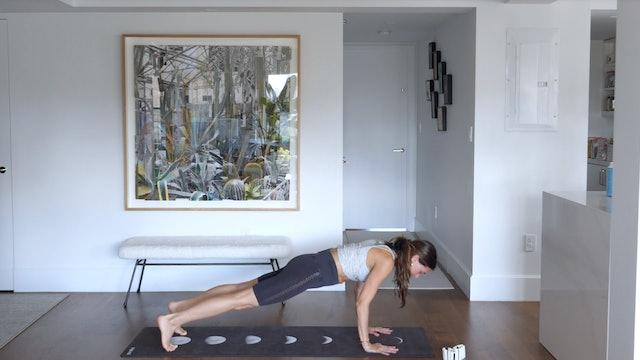 PLAYLIST 2: Arm+Abs + Treadmill