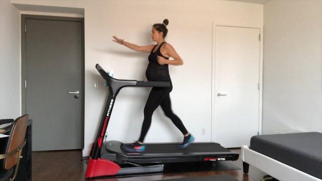 13 Min Prenatal Treadmill