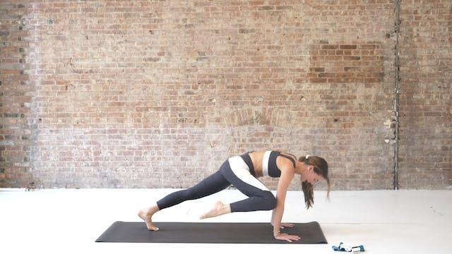 36 Min Full Body w/ Side of Yoga usin...