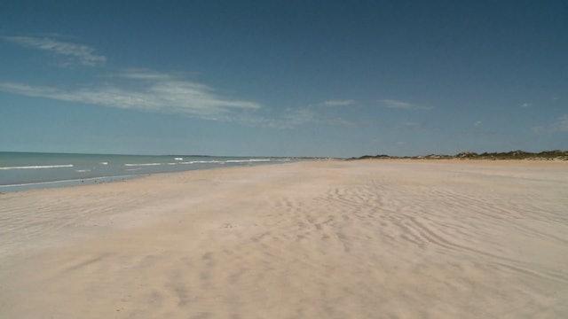 """""""Australian Beach Walk""""-S3536"""