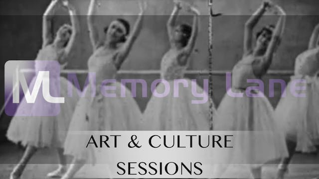 """Trailer-""""Art and Culture Sessions"""""""