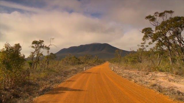 """""""Australian National Parks Jog""""-S3528"""