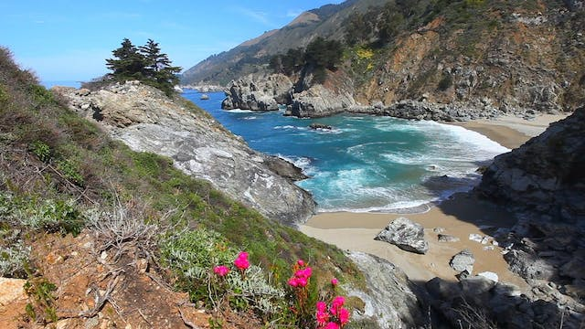 """A day in the Big Sur""-S1313"