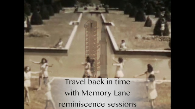 """Trailer-""""Reminiscence Sessions"""""""