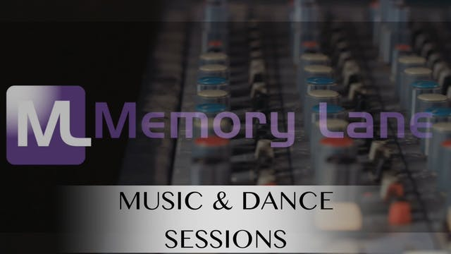"Trailer-""Music and Dance Sessions"""