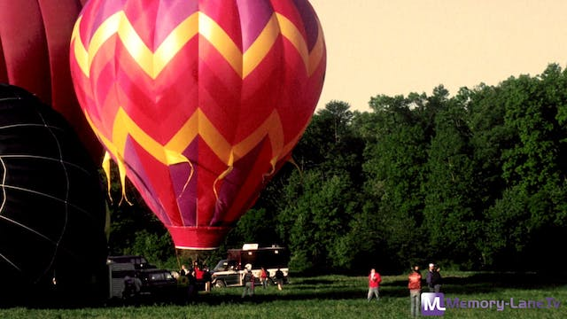 MLTV-Session 5700 Hot Air Balloons