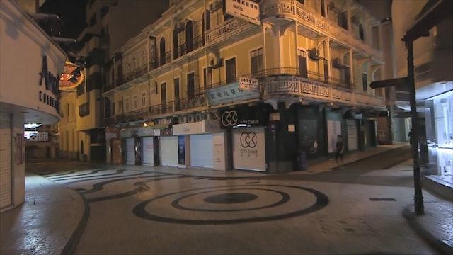 """""""Walk in Macau""""-S3531"""