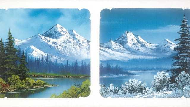 """Seasonal Progression""-Painting with ..."
