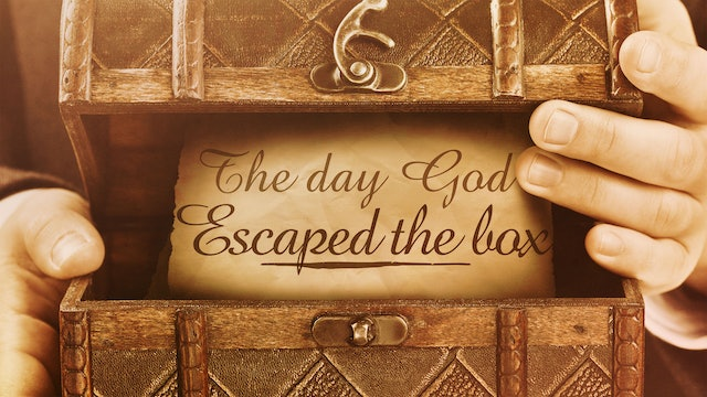 The Day God Escaped the Box | Ryan White