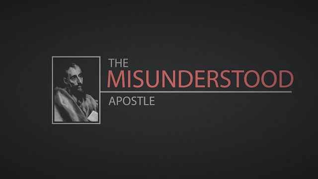 The Misunderstood Apostle  | Daniel Musson