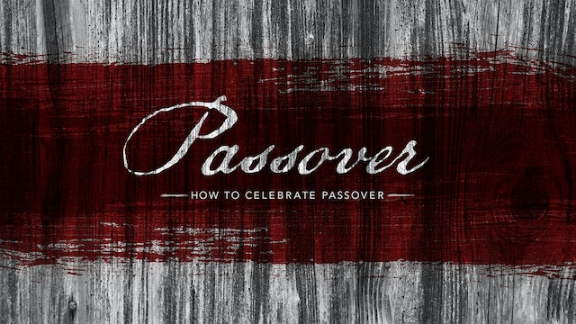 How to Celebrate Passover | Jim Staley