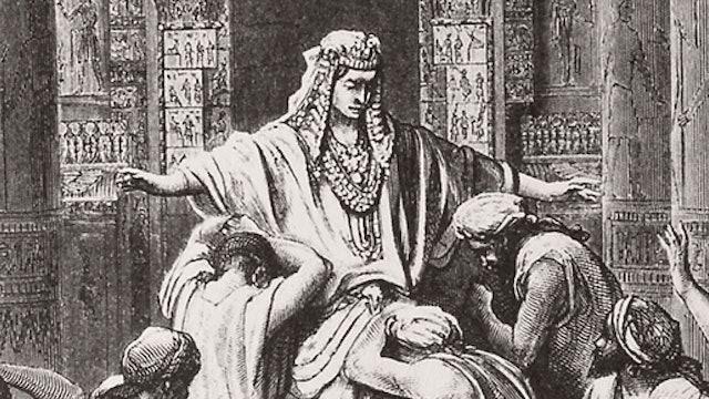 ╫ Josephs Trial To Triumph How God Redeems Evil