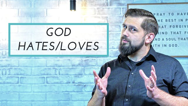 God's Love | Matters of Faith