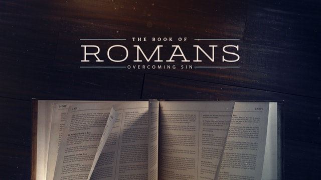 Romans 8 Overcoming Sin | Shannon Perkins | Mercy Collective