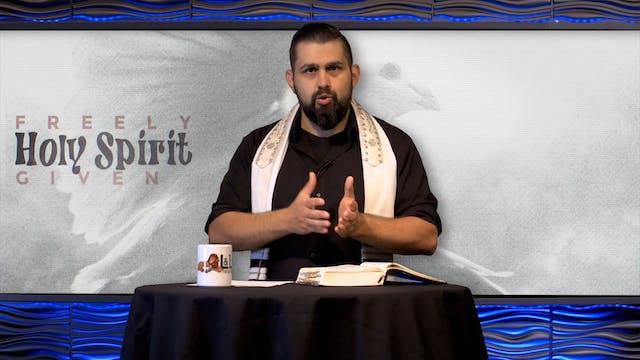 Freely Given Holy Spirit | Ephraim Judah