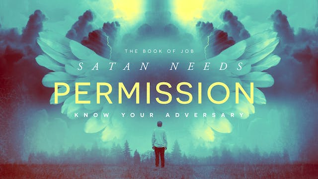 Satan Needs Permission | Chris Franke