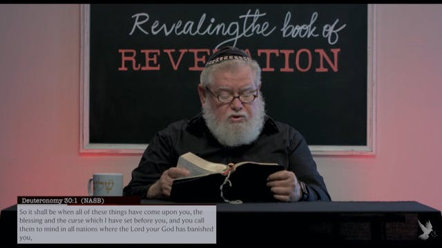 Episode 13 | Revealing the book of Re...