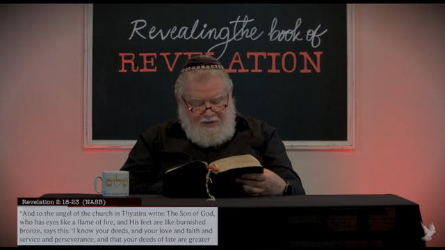 Episode 8   Revealing the book of Rev...