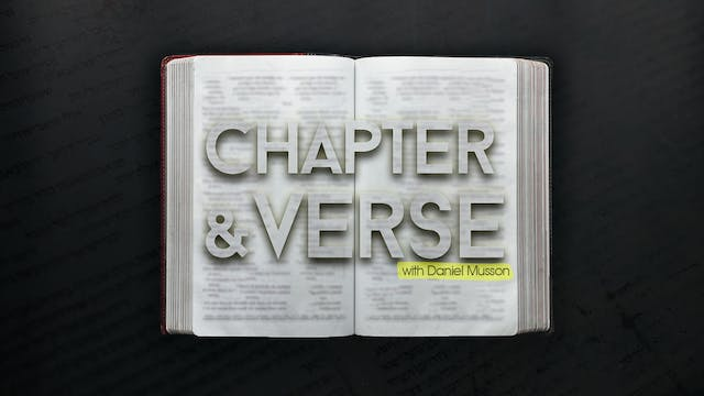 Messianic Apologetics 4 | Chapter and...