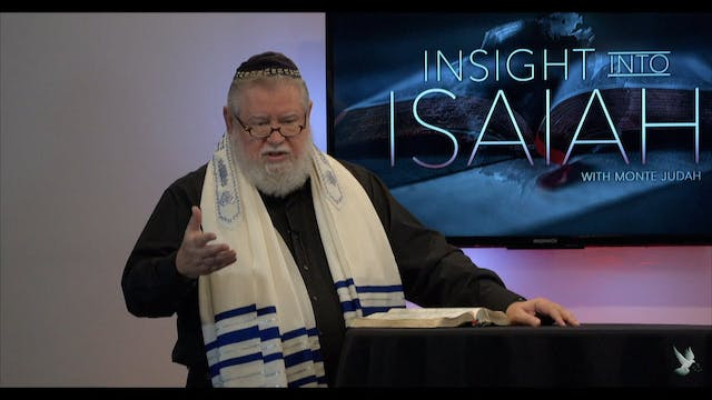 Episode 13   Insight into Isaiah