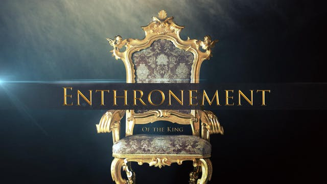 Enthronement of the King | Rico Cortes